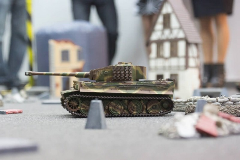 танк в игре